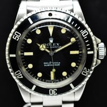 Rolex Submariner (No Date) 5513 1975 usados