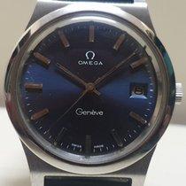 Omega Genève Steel 36mm Blue India, Mumbai