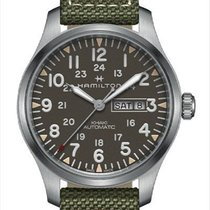 Hamilton Khaki Field Day Date H70535081 new