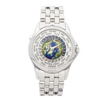 Patek Philippe World Time 5131/1P-001 pre-owned