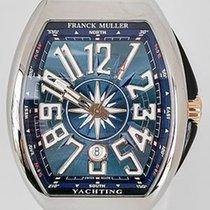 Franck Muller Vanguard Steel 45mm Blue Arabic numerals United States of America, Florida, Miami