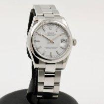 Rolex Lady-Datejust Acero 31mm Blanco Sin cifras