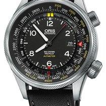 Oris Big Crown ProPilot Altimeter with Meter Scale 01 733 7705...