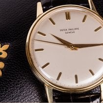 Patek Philippe Calatrava Vintage ref. 3411 Yellow Gold Perfect...