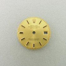 Rolex Lady Datejust Gold Zifferblatt Dial Tritium 20 Mm Ref...
