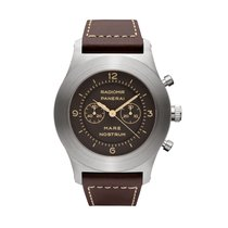 Panerai Mare Nostrum Titanio Limited Edition  Mens Watch PAM00603