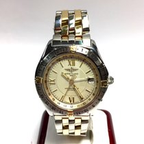 Breitling Antares Gold/Steel United States of America, New York, New York