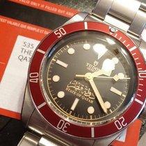 帝陀 (Tudor) Heritage Black Bay Qatar Special Edition