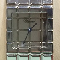Chopard Ice Cube Steel 23MM Full Set 2006, Mint Condition