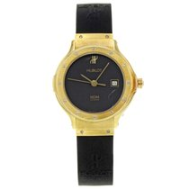 Hublot Classic Yellow gold 28mm Black No numerals United States of America, New York, NYC