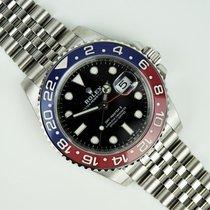 Rolex 126710 GMT-Master II (ungetragen, verklebt, LC 100)