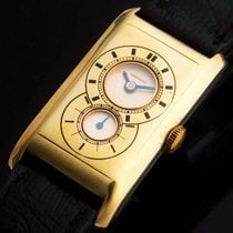 Longines Yellow gold 22mm Manual winding pre-owned