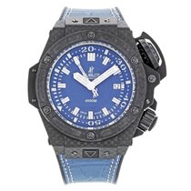 Hublot King Power new Automatic Watch with original box and original papers 731.QX.5190.GR