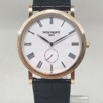 Patek Philippe 36mm Manual winding 2018 new Calatrava White