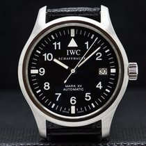 IWC Pilot Mark pre-owned 37.5mm Steel