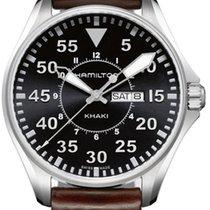 Hamilton Khaki Pilot H64611535 new