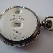 IWC Prata Corda manual usado