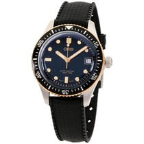 Oris Divers Sixty Five Steel 36mm Black United States of America, New York, Brooklyn