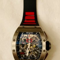 Richard Mille RM011 Titan 2015 RM 011 50mm begagnad