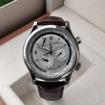 Jaeger-LeCoultre Master World Geographic Acero