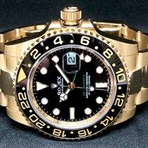 Rolex Κίτρινο χρυσό 40mm Αυτόματη 116718LN καινούριο
