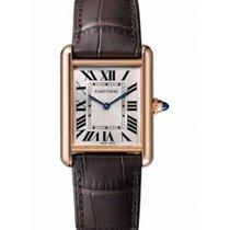 Cartier Tank Louis Cartier new 2019 Manual winding Watch with original box and original papers WGTA0011