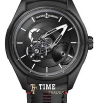 Ulysse Nardin Freak Титан 43mm Чёрный