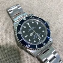 Rolex Sea-Dweller 4000 Steel 40mm Black No numerals United Kingdom, Gateshead