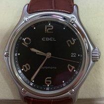 에벨 스틸 38mm 자동 9080241 중고시계