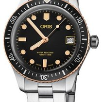 Oris Divers Sixty Five 01 733 7747 4354-07 8 17 18 2020 new