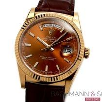 Rolex Day-Date 36 118138 2013 rabljen