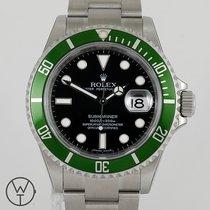 Rolex Submariner Date 16610 LV 2010 neu