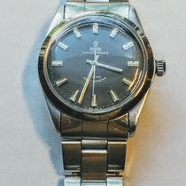 Tudor Oyster Prince Steel 34mm Grey No numerals United States of America, New York, Canandaigua