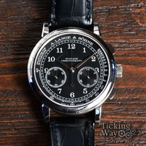 A. Lange & Söhne 1815 White gold 39.5mm Black United States of America, California, Irvine