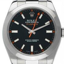Rolex Milgauss 116400 2010 gebraucht