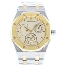 Audemars Piguet Royal Oak Dual Time 25730SA.OO.0789SA.02 Very good Steel 36mm Automatic