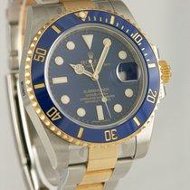 Rolex Submariner Date Gold/Stahl 40mm Blau Deutschland, Heilbronn