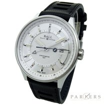 Ball Steel 42mm Automatic GM3010C-PCFJ-SL pre-owned