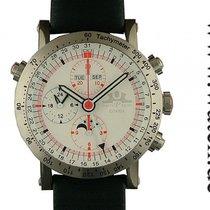 Temption Chronograph CGK204 Automatic White Vollkalender...