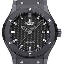 Hublot Classic Fusion Black Magic Bracelet 42 542.CM.1770.CM