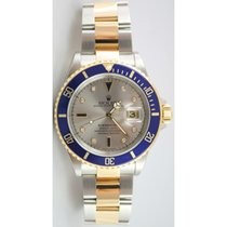Ρολεξ (Rolex) Submariner 16613 Stainless Steel and 18K Gold...