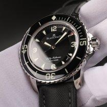 宝珀 Blancpain Fifty Fathoms Automatic Mens Watch 5015-1130-52B