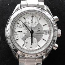 Omega Speedmaster Date Steel 40mm Silver