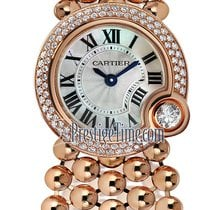Cartier Ballon Blanc Rose gold 24mm Mother of pearl United States of America, New York, Airmont