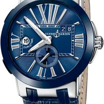 Ulysse Nardin Executive Dual Time 243-00/43 2020 new