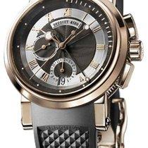 Breguet Marine 5827 Chronograph Rose Gold