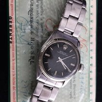 Rolex Midsize Oyster Perpetual Ref. 6551, With  Original Papers