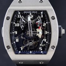 Richard Mille RM003 Tourbillion Dual Time White Gold Full Set...