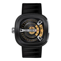 Sevenfriday M2-1 Steel 47mm Black Arabic numerals