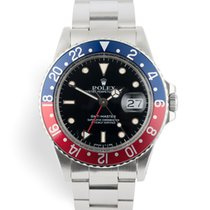 Rolex 16750 GMT-Master Time Capsule - Transitional - Complete Set